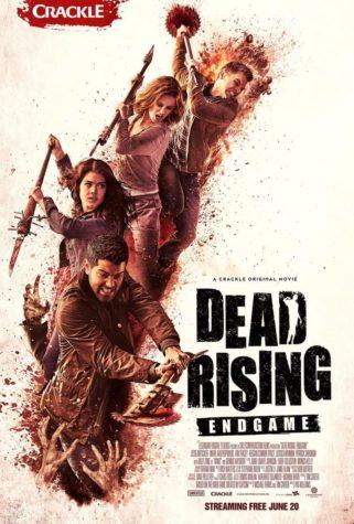 Dead Rising: Fin de partida - cartel