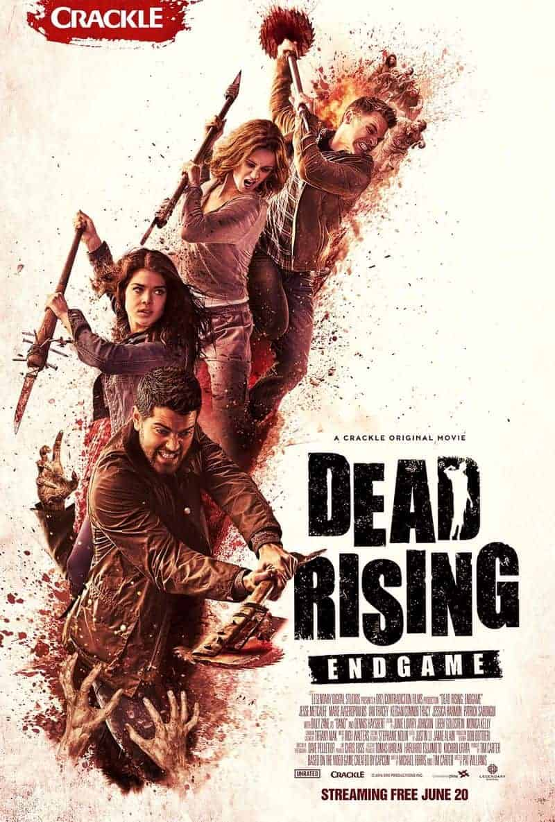 Dead Rising Endgame Trailer Clip Und Poster Dravens Tales From