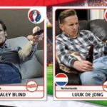 AT 2016: Panini side of the Dutch National Team