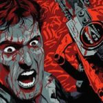 "This ""Evil Dead"" Posters swallow your soul"