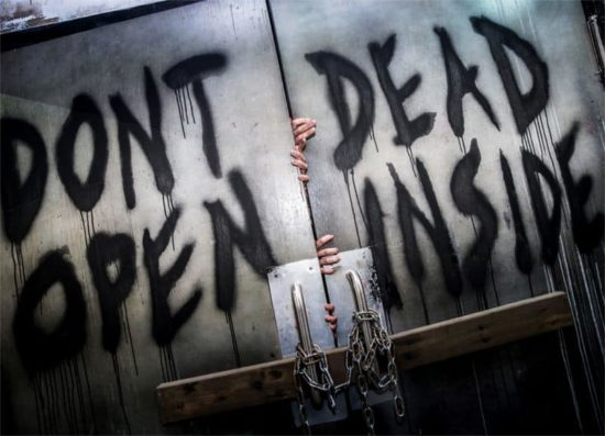 The Walking Dead Breakout: Zombies expérience à Movie Park Germany vivent!