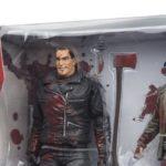 Novas figuras de ação TWD: Negan propõe Glenn cabeça