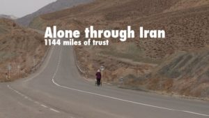 Alone through Iran: 1144 miles of trust - TRAILER