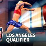 American Ninja Warrior: Supergirl Stunt Woman shows how it works