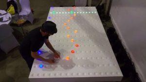 Analoger Glaskugel-Sequencer
