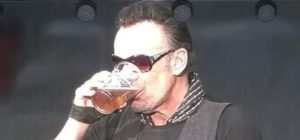 When Bruce Springsteen reaches a beer ...