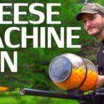 Cheese Balls Machine Gun