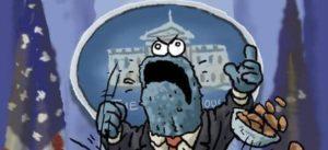Cookie Monster for President!