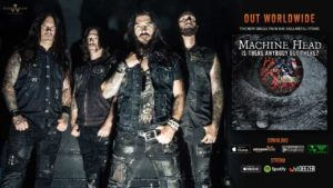 DHF: Is Anybody Out There? - Machine Head