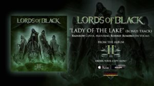 DBD: Lady Of The Lake - Lords Of Black