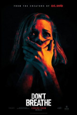 Don't Breathe - Affisch