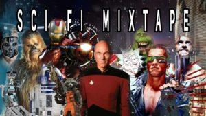 Eclectic Methods SciFi-Mixtape