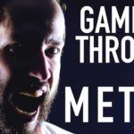 "fantastinen ""Game of Thrones"" Metalli-Cover: Castameren sateet"