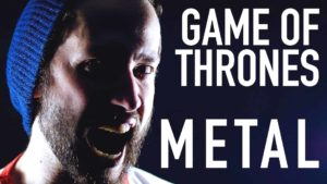 "Fantastisches ""Game of Thrones"" Metal-Cover: Deszcze Castamere"