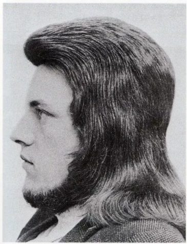 As men still were beautiful: Mr. hairstyles from the 70s