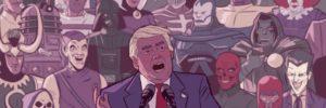 Wer wirklich hinter Trump steht