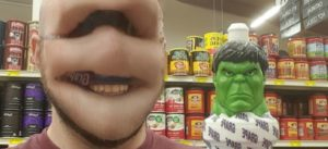 Hulk Face Swap