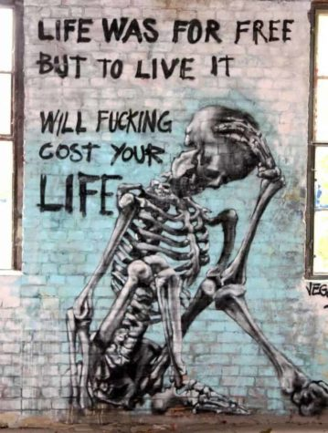 Life was for free