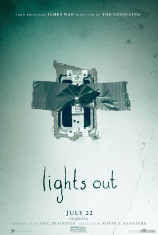 Lights out - Affisch