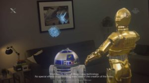 Magic Leap macht Augmented Reality Star Wars