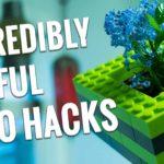 Hacks Neuf utiles Lego Vie