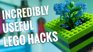 Nine useful Lego Life Hacks