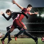 Presenta Nike: El interruptor de pie. Cristiano Ronaldo, Harry Kane, Anthony Martial