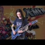Original X-Men Tema Opfylder Metal