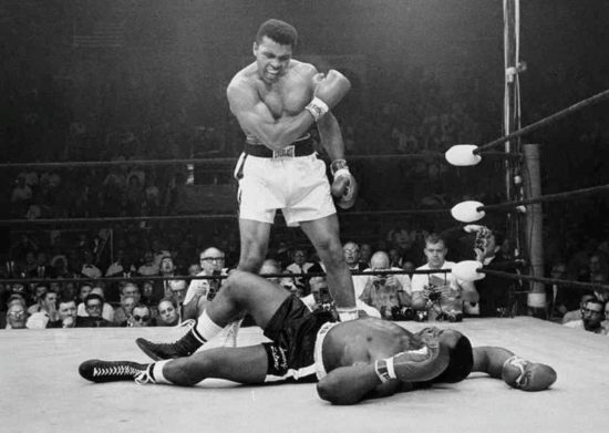 Rest in Power, Muhammad Ali, Legends never die!