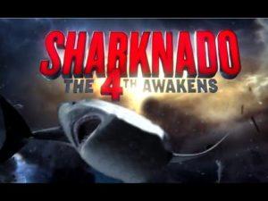 Sharknado 4: De 4e Ontwaakt - Trailer en Poster