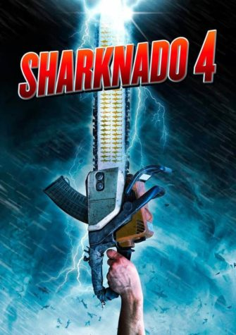 Sharknado 4: Le 4e Awakens - Affiche