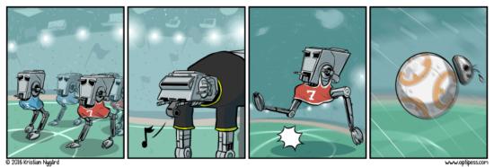 football Wars