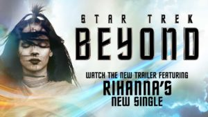 "Star Trek: Beyond - Trailer #3 featuring ""Sledgehammer"" by Rihanna"