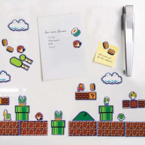 Super Mario Bros Mıknatıs