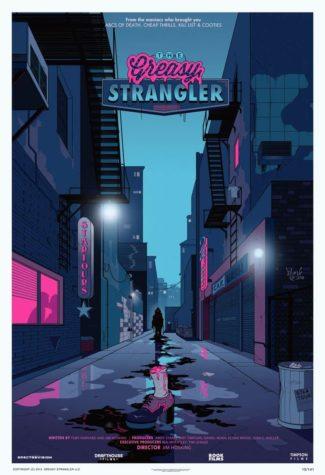 Le Greasy Strangler - Affiche