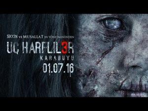 três Harfliler 3: Apelando filme de terror da Turquia