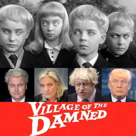 Village of the Damned 2016: Return of the Cuckoo Crianças