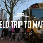 Virtual Reality bus op Mars
