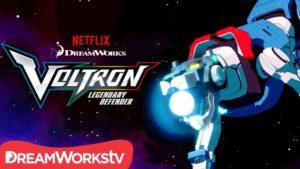 Voltron: Legendary Defender - Neue Teaser