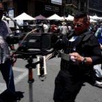 Wie man in 30 Sekunden eine Kamera für 70'000 $ schrottet