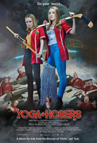 Yoga hosers - Trailer e cartaz