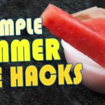10 Sommer Rednings Hacks