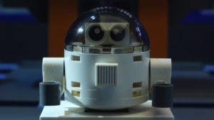 80er Jahre Lego Roboter Breakdance Battle