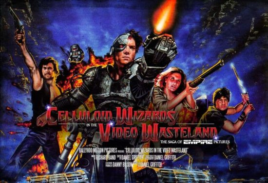 Celluloid Wizards i videoen Wasteland: The Saga Of Pictures Empire