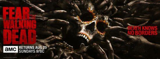 """""""Fear the Walking Dead"""", Staffel 2"""