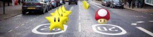 Vergesst Pokémon GO, wenn Mario Kart GO kommt, wird es richtig lustig