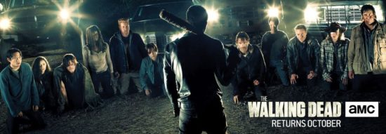 "& Quot; The Walking Dead"" Squadrone 7"