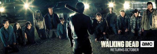 """""""The Walking Dead"""" Staffel 7"""