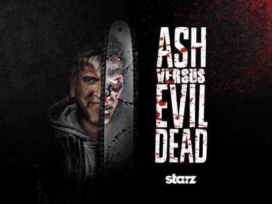 Ash Vs. Evil Dead: Herlig blodig trailer for den andre serien drives av Motörhead