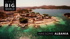 Impressionante l'Albania
